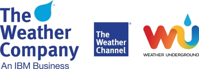 The Weather Company - An IBM Business - The Weather Channel - Weather Underground - Logo-Lockups